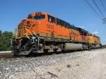 BNSF 5829 & 9974