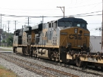 CSX 5345 & 5364