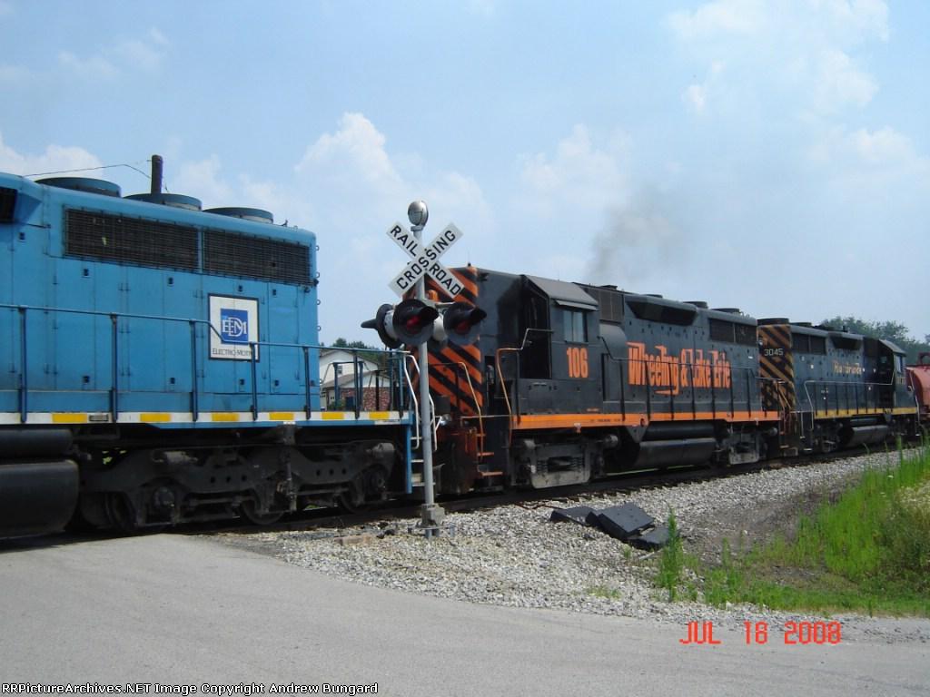 WE 106     GP35       July 18, 2008