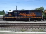 WE 302      GP40-3     August 23, 2008