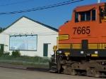 BNSF 7665