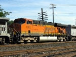 BNSF 7761 With New Logo