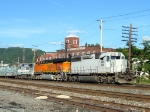CEFX 3110 With New Logo BNSF