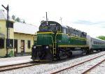 Adirondack Scenic Railroad 4243