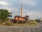 CSX train Q271 NYSW Reroute