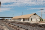 Burlington Northern Santa Fe Railway Yard Office and Amtrak Passenger Depot