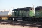 Burlington Northern Santa Fe Railway (BNSF) EMD SD40-2 No. 6816
