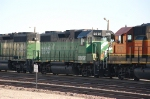 Burlington Northern Santa Fe Railway (BNSF) EMD GP38-2 No. 2303