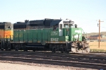 Burlington Northern Santa Fe Railway (BNSF) EMD GP39E No. 2767