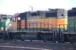 Burlington Northern Santa Fe Railway (BNSF) EMD GP38-2 No. 2371