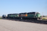 Burlington Northern Santa Fe Railway Diesel Locomotives