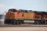 Burlington Northern Santa Fe Railway (BNSF) GE C44-9W No. 4182