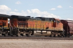Burlington Northern Santa Fe Railway (BNSF) GE C44-9W No. 5215
