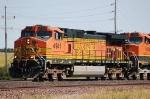 Burlington Northern Santa Fe Railway (BNSF) GE C44-9W No. 4941