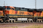 Burlington Northern Santa Fe Railway (BNSF) GE C44-9W No. 1091