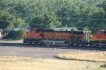 Burlington Northern Santa Fe Railway (BNSF) GE C44-9W No. 5038