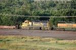 Burlington Northern Santa Fe Railway (BNSF) EMD SD40-2 No. 6352