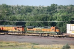 Burlington Northern Santa Fe Railway (BNSF) GE B40-8 No. 8603