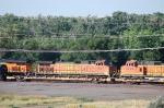 Burlington Northern Santa Fe Railway (BNSF) GE C44-9W No. 4847