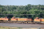 Burlington Northern Santa Fe Railway (BNSF) GE C44-9W No. 4843