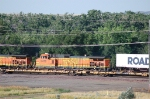 Burlington Northern Santa Fe Railway (BNSF) GE C44-9W No. 5479