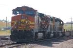 Burlington Northern Santa Fe Diesel Locomotives