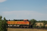 Burlington Northern Santa Fe Railway (BNSF) GE C44-9W No. 4431