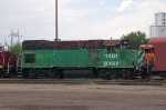 Burlington Northern Santa Fe Railway (BNSF) EMD GP15-1 No. 1481