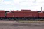 Burlington Northern Santa Fe Railway (BN) EMD F7A No. 972571