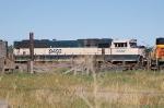 Burlington Northern Santa Fe Railway (BNSF) EMD SD70MAC No. 9492