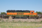 Burlington Northern Santa Fe Railway (BNSF) EMD SD40-2 No. 6929