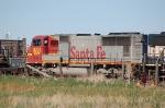 Burlington Northern Santa Fe Railway (BNSF) EMD SD75M No. 8232