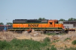 Burlington Northern Santa Fe Railway (BNSF) EMD SD40-2 No. 8026