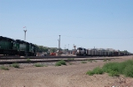Burlington Northern Santa Fe Railway Facilities