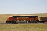 Eastbound Burlington Northern Santa Fe Railway Freight Train