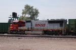 Burlington Northern Santa Fe Railway (BNSF) EMD SD75I No. 8277
