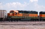 Burlington Northern Santa Fe Railway (BNSF) EMD GP38-2 No. 2342