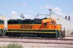 Burlington Northern Santa Fe Railway (BNSF) EMD GP35u No. 2501