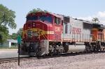 Burlington Northern Santa Fe Railway (BNSF) EMD SD75I No. 8296