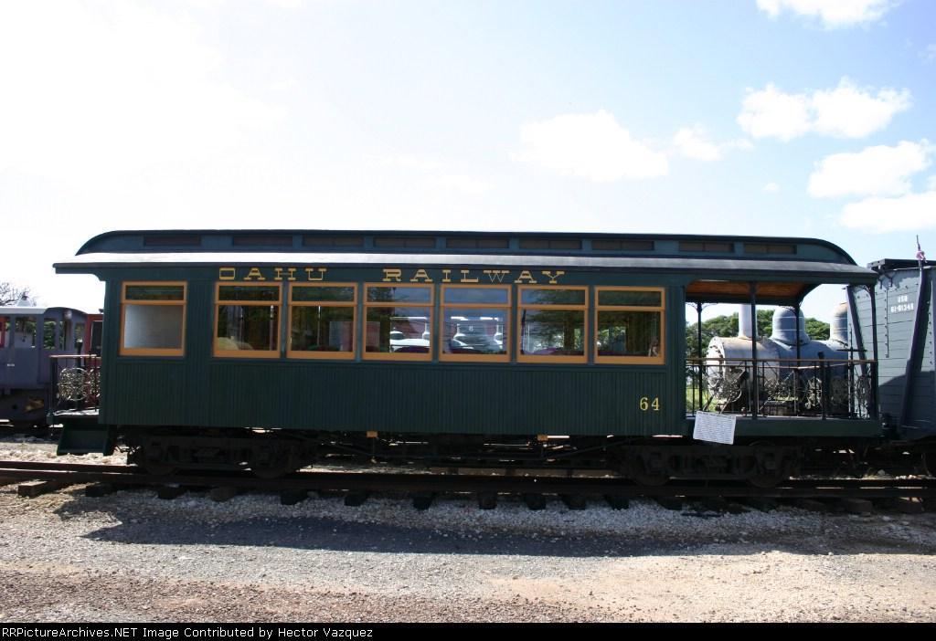 OAHU railway