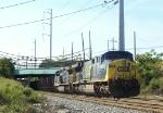 CSX 5003 Coal