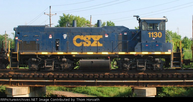 CSX 1130 was the third unit on CSX Q439