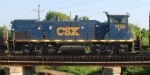 CSX 1130 was the third unit on CSX Q439