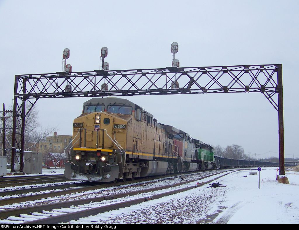 UP 6800