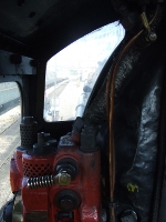 60800, view from the Driver's seat.
