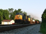 Evening intermodal