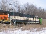 BNSF 9766
