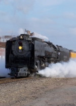 Southbound Steam Special