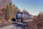 Conrail TV10 at Dumont