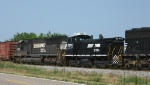 NS 2209 & 2573 rolling along side Rt. 340
